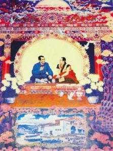 Zhu De and Ge Da