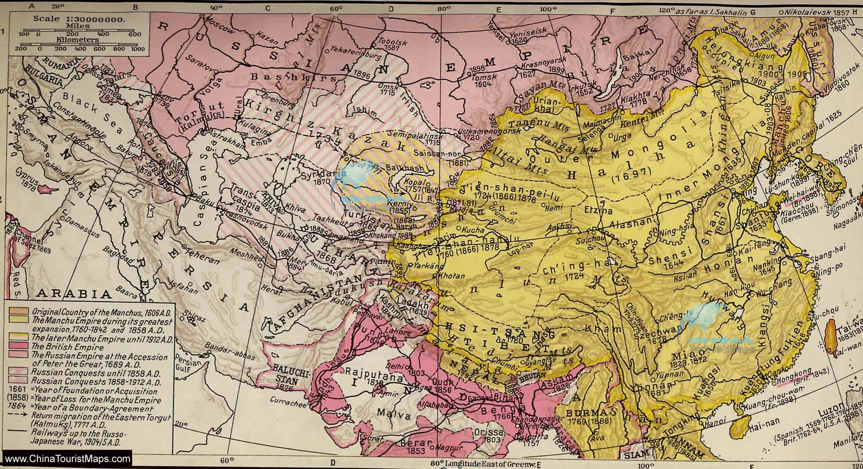the qing period in the chinese rule In the early rule of the qing dynasty under emperor shun-chih (with the ' supervision' of the manchu regent dorgan), the qing settled in china.