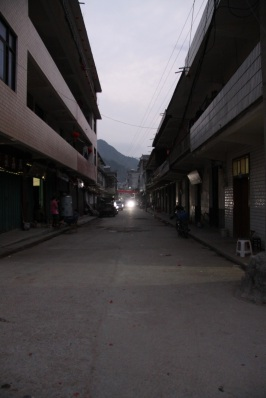 The main road of the village seems to have been recently restored. Most probably thanks to the support of those who went to work outside the villages.