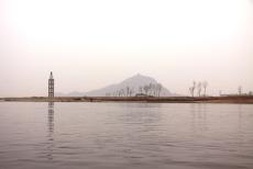Inside DPRK burdains- Pillar