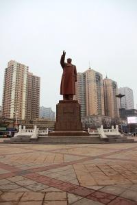 Mao Statue Dandong