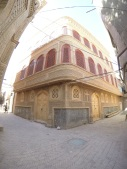 A recently restored house in the heart of Kashigar