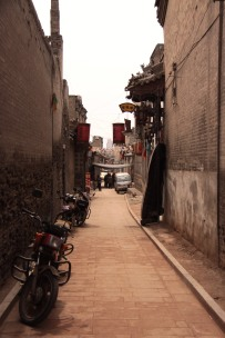 Streets in Pingyao -2012