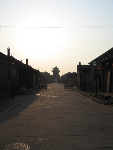 Streets in Pingyao 6