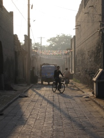 Streets in Pingyao -2006