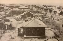 Old buildings of Kizil