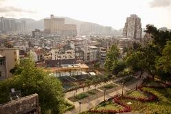 Macau & St Paul facade